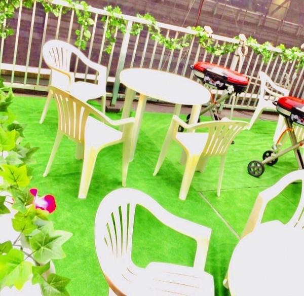 BBQ&ビアガーデン ヒーロー