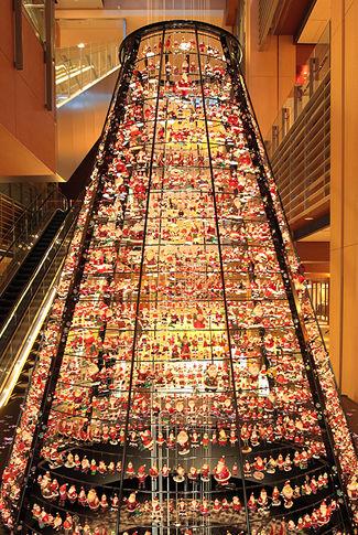 東京ミッドタウン クリスマスイルミネーション2016