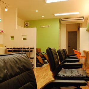 モンド ヘアクリエーション 西田店(monde hair creation)