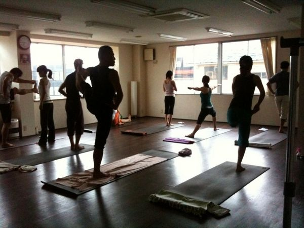 Yoga Studio AYn