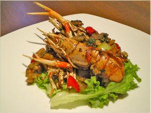 タイ料理店 プラウチャイ