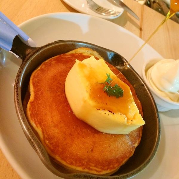 パンケーキ専門店 Butter>