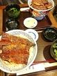 岐阜旅⑥関市♪『しげ吉』しっかり焼かれた香ばしいうな丼と美しいモネの池~☆