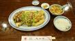 サービスランチは「回鍋肉」と「酥炸魷魚」でした♪@中国料理「大北京」