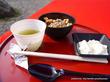 浅草神社で 「和グラ」 のおもてなし! 朝食茶屋 期間限定オープン