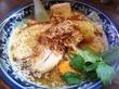 えび味噌ラーメンの樽座の期間限定「関西雑煮風 白味噌ラーメン」@麺や 樽座 子安町店