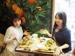 久しぶりのロクシタンカフェでママトーク☆
