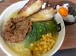 神奈川県ラーメン情報、丹行味素にて真鯛を使った塩ラーメンが限定で登場なう