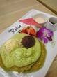 【カフェカイラ/表参道】「抹茶パンケーキ~舞妓~」先行キャンペーン♪