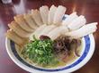 【福岡】メニュー豊富!ブタブタしいアロマの濃厚豚骨♪@拉麺 空海 那珂川本店