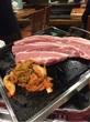 新大久保で1番人気の韓国料理屋さんでサムギョプサル「でりかおんどる」
