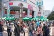 4月9日(日)は枚方宿くらわんか五六市。フード、雑貨、アクセなど221店舗出店。オススメはカマンベールやゴルゴンゾーラなどのチーズショップ!