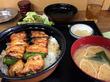 渋谷 鳥竹のミニ丼