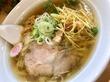 【佐野ラーメンの名店、「小三郎」のしょうがラーメンが本八幡の魂麺で限定で頂けますよ】「しょうが魂麺」1月11日夜まで⭐︎