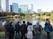 獏塾散歩(浜離宮・浅草寺散歩)開催されました。