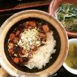 赤坂NO.1麻婆豆腐のマーボー丼、貴重なこのランチが何故か夏のこの時期に登場でテンションマックス!(黒猫夜 (クロネコヨル)@赤坂見附)