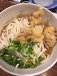 昨日のディナー<305>「おにやんま五反田店@五反田(2) 鶏天ぶっかけ大盛」