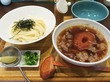 「讃岐うどん いってつ」-74 大阪狭山  まるごとトマトと和牛のつけ麺☆ さすが!  170727