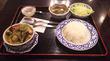 新宿「バンタイ」本格タイ料理屋のグリーンカレー