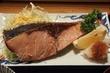 肉厚のブリに感動。ぶりの塩焼き:博多魚がし(長浜)