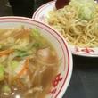 冷やし醤油ラーメン@中本渋谷店
