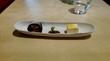 りんごとくるみのチョコケーキとパンナコッタ@ステファノ(神楽坂ランチ)