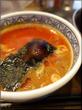 辛つけ麺並にチャーシュー玉子で腹いっぱい【三田】三田製麺所本店