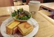 ホワイティ梅田『ベシャメルカフェ』のモーニングが変わっていたので。