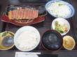 (小金井市) - とんかつ濱かつ 小金井公園店 「ローストビーフかつ膳 ¥3218(税込)」