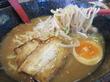 【福岡】優しいこっくり味噌豚骨&とろみ醤油♪@麺家一清