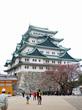 名古屋城/東門から本丸御殿から天守閣へ速足で見学!