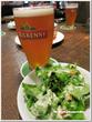 銀座「Beer Pub BULL DOG」で夕食♡