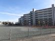 「森岡の家」その後、2018年1月7日 閑散としている駐車場、浜松市の狙いは道路工事か。
