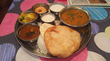 新宿西口「インド料理ムット(MUTHU)」ミールスセット