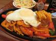 【福岡】人気のポークソテー&鉄板ナポリタン♪@ボンバーキッチン