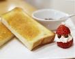 最高のペリカンのトーストを最高のBALMUDAで♪浅草 フルーツパーラーゴトー