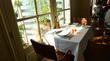 ブノワ@紀伊國屋並び(神宮前五丁目) 明るいお店で幸せな午餐