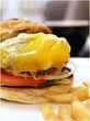 9周年記念バーガー@バーガーマニア 9 Kinds Of Cheese Burger