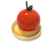 キュートなリンゴの秋ケーキ『アンリシャルパンティエ』の「りんごのスイートアンサンブル」