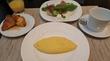東京ステーションホテル アトリウムの朝食