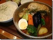 仙台のスープカレー初チャレンジ! スープカリィ・ヴァサラロードアエル店(仙台市青葉区中央1)