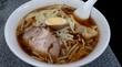 焦がし葱のスープがウマいラーメン!渋谷★喜楽★