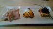 海老と野菜のキタッラとか@リストランテ・ステファノ(神楽坂ランチ)