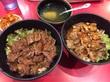 【神戸・ランチ1件目】カルビ丼など半額!10月10日は十番の日!「焼肉丼十番」
