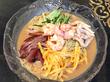 「慶楽」 有楽町 1丁目 老舗中華店の夏の看板 「芝麻冷麺(ごまだれれいめん)」