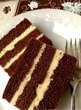 六花亭 チョコマロン風 ケーキ:マロン ペーストで