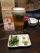 神戸・東遊園地の芝生~梅田立ち食いそば「潮屋」やっぱり美味いな。