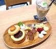 イグジットメルサ「BUNMEIDO CAFE GINZA」限定!「文明堂バームクーヘンのチョコレートフォンデュ」
