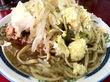 小ラーメン 豚入り ヤサイニンニク at Ramen Jiro (ラーメン二郎 目黒店)