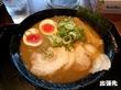 JR湖西線最強に美味い豚骨ラーメン♪  与七 @滋賀県大津市堅田
